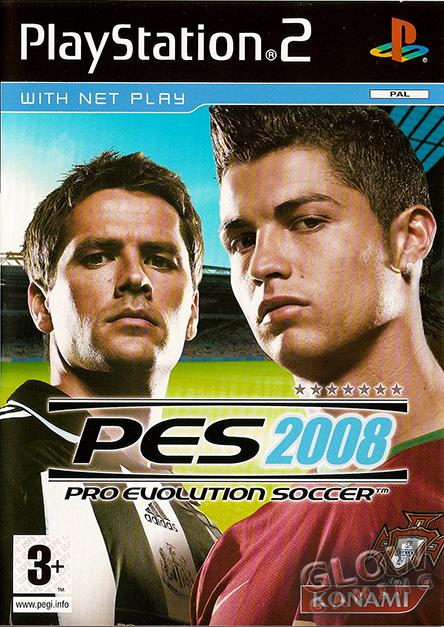 PS2 Original Game Collection - PES 2008