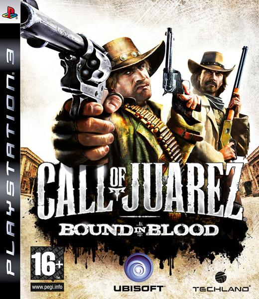 PS3 Call of Juarez: Bound in Blood (PSN Download)