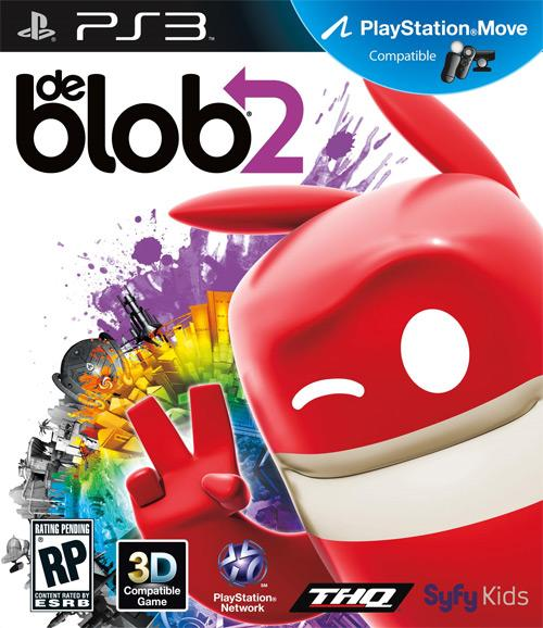 PS3 de Blob 2 (PSN Download)