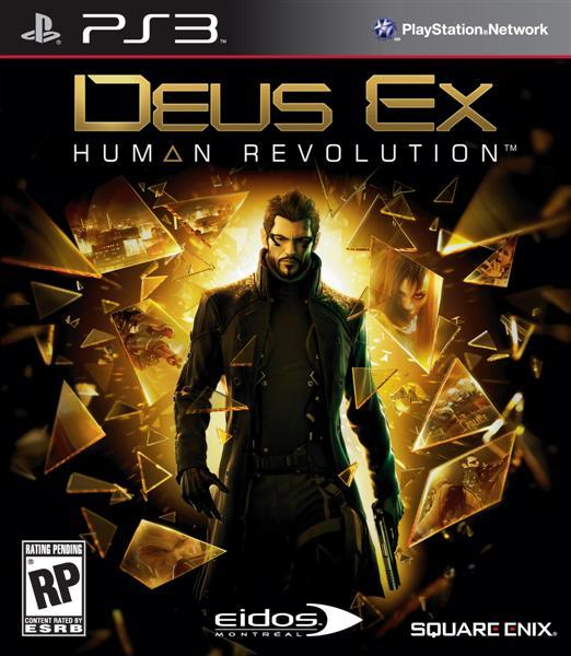 PS3 Deus Ex: Human Revolution (PSN Download)