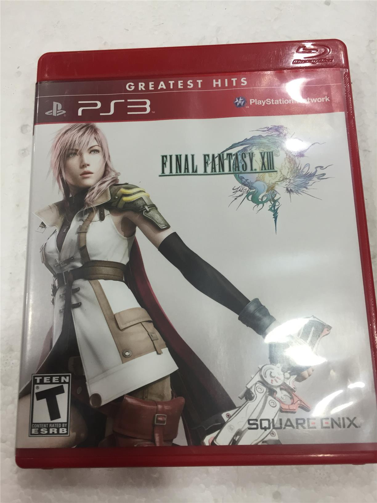 PS3 Final Fantasy XIII (Pre-Owned)