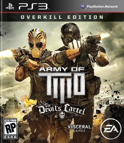 Ps3 Army Games Ps3 Game Army of Two The
