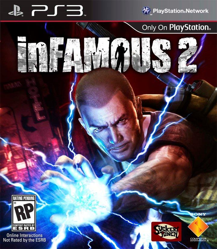 PS3 inFAMOUS 2 (PSN Download)