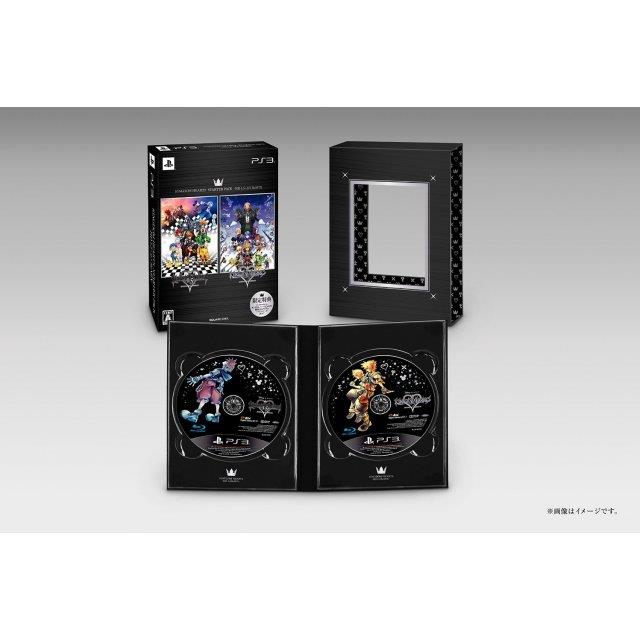 PS3 Kingdom Hearts HD 1.5 & 2.5 Remix Bundle Limited Edition ENGLISH