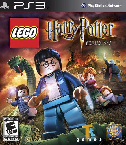 PS3 LEGO Harry Potter: Years 5-7 (PSN Download)
