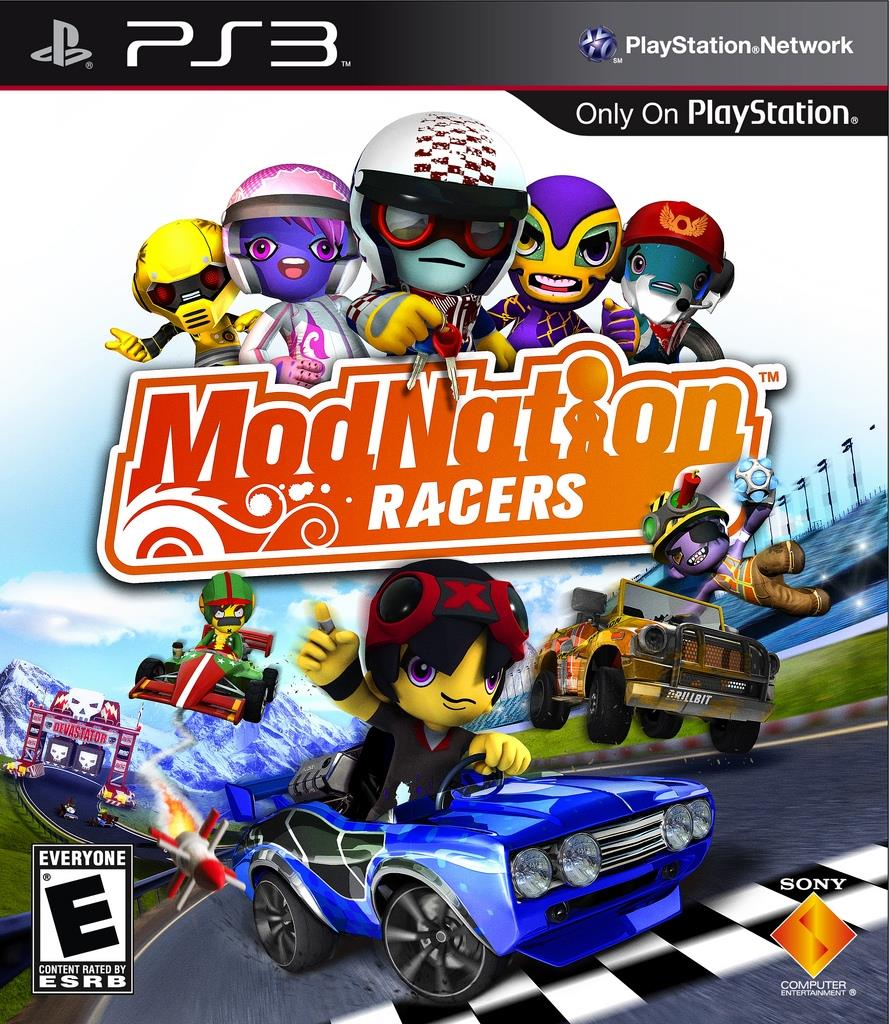 PS3 ModNation Racers (PSN Download)