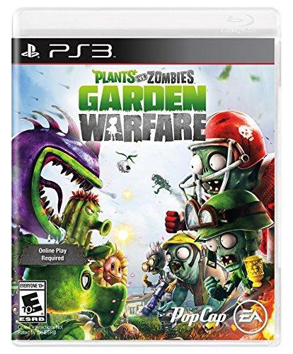 PS3 PLANTS VS ZOMBIES GARDEN WARFARE (R3)