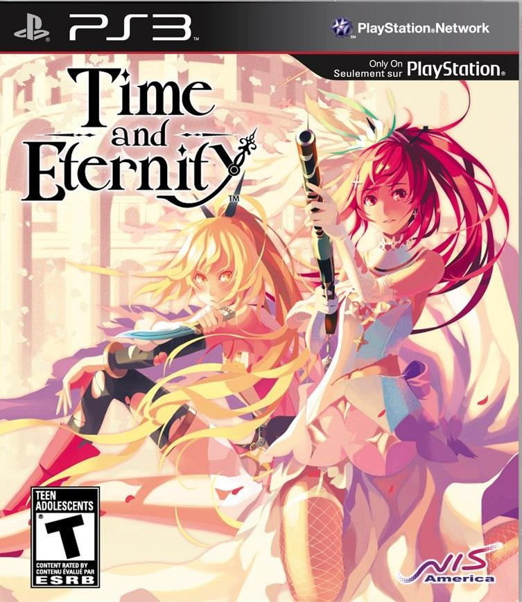PS3 Time And Eternify  (R1)(EN)