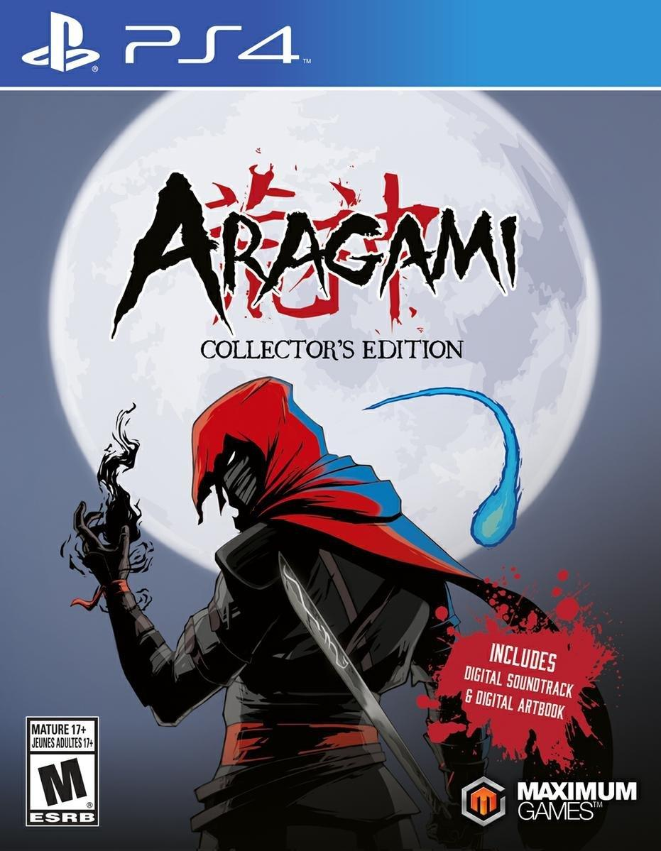 PS4 ARAGAMI: COLLECTOR EDITION [R1] : NEW & SEALED
