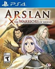 [USED] PS4 Arslan The Warriors of Legend R3 - DLC Unredeem [ENG]