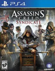 [USED] PS4 Assassin's Creed Syndicate R3 [ENG]