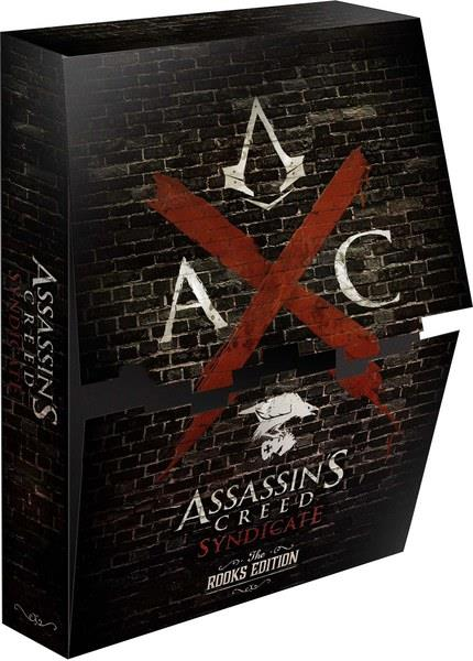 PS4 Assassin's Creed Syndicate Rooks Edition Game for PlayStation 4