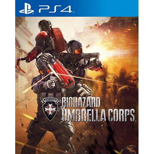 PS4 BIO HAZARD RESIDENT EVIL UMBRELLA CORPS