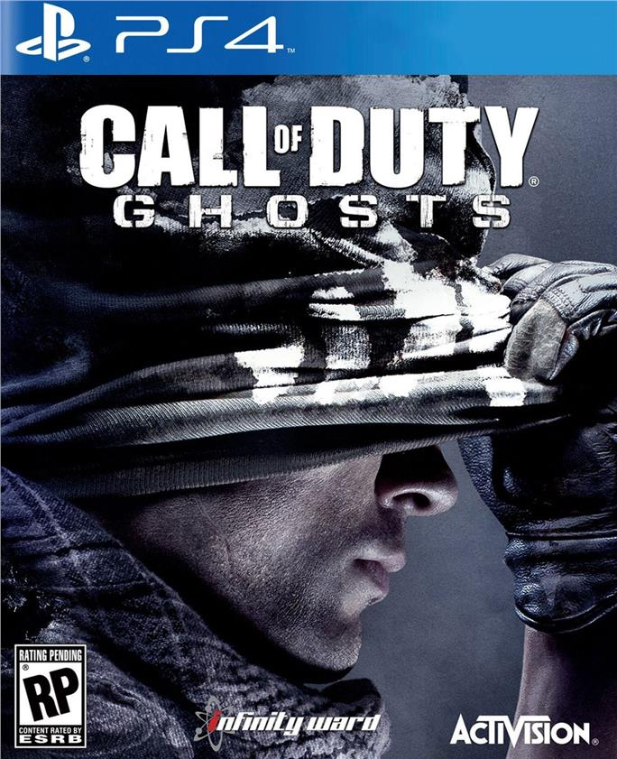 ps4 call of duty ghost