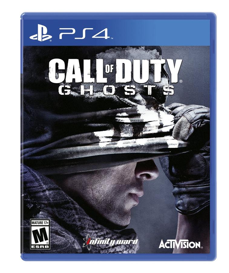 PS4 Call Of Duty Ghost (USED)