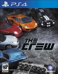 [USED] PS4 The Crew R-ALL [ENG]