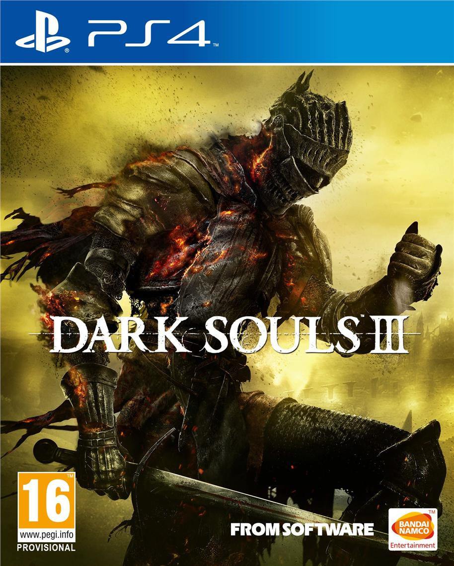 PS4 Dark Souls 3 (R3)(CN&EN)
