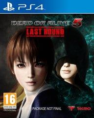 [USED] PS4 Dead or Alive 5 Last Round R-ALL [ENG]