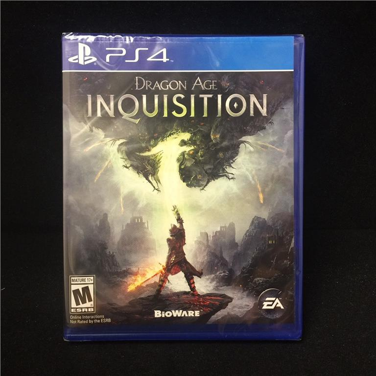 ps4 dragon age inquisition kuala lumpur end time 2 18. Black Bedroom Furniture Sets. Home Design Ideas