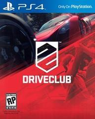[USED] PS4 Driveclub R-ALL ASIA - DLC Unredeem [ENG/CHI]