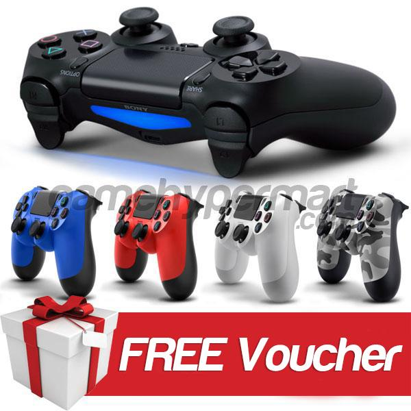 PS4 DUALSHOCK 4 WIRELESS CONTROLLER FOR SONY PLAYSTATION 4 ALL COLORS
