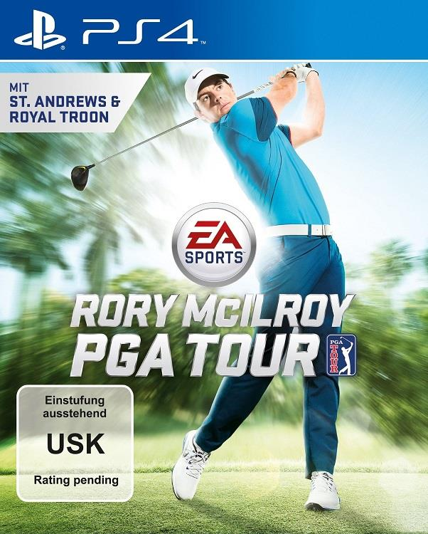 Sports Games For Ps4 : Ps ea sports rory mcilroy pga tour end am