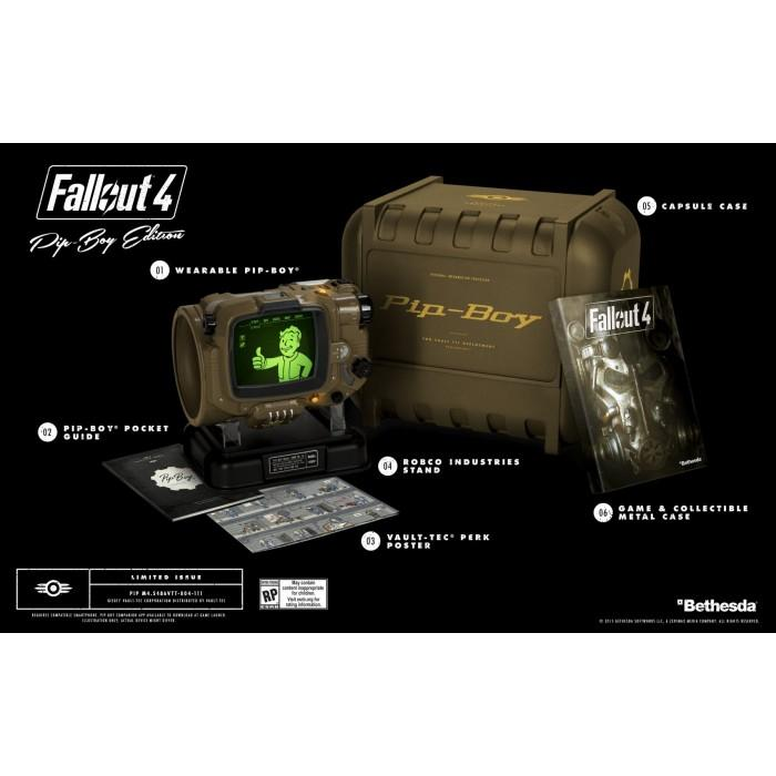 PS4 Fallout 4 Pip Boy Edition