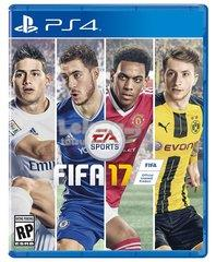 [NEW] PS4 FIFA 17 Standard Edition R3 [CHI/ENG] Free FIFA17 Poster