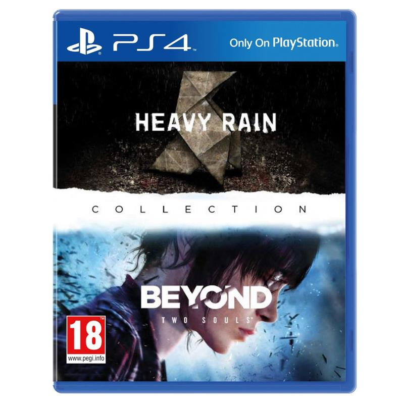 PS4 Heavy Rain And Beyond Two Souls Collection R3 ENG/CHI