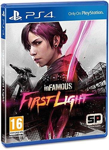 PS4 INFAMOUS FIRST LIGHT (R3)