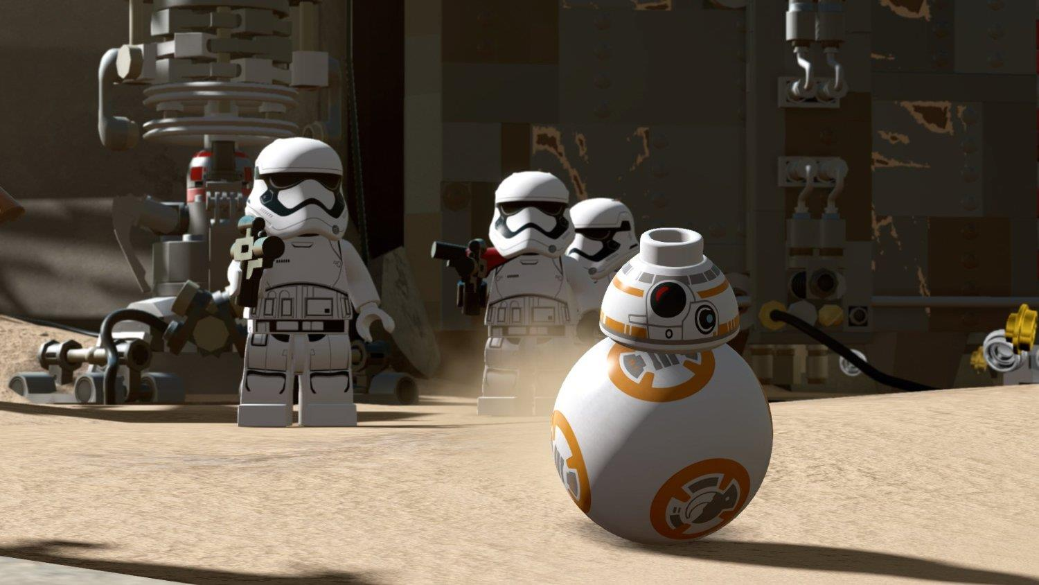 PS4 LEGO STAR WARS: THE FORCE AWAKENS for SONY PLAYSTATION