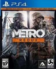 [USED] PS4 Metro Redux R3 [ENG]