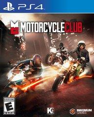 [NEW] PS4 Motorcycle Club R-ALL [ENG]