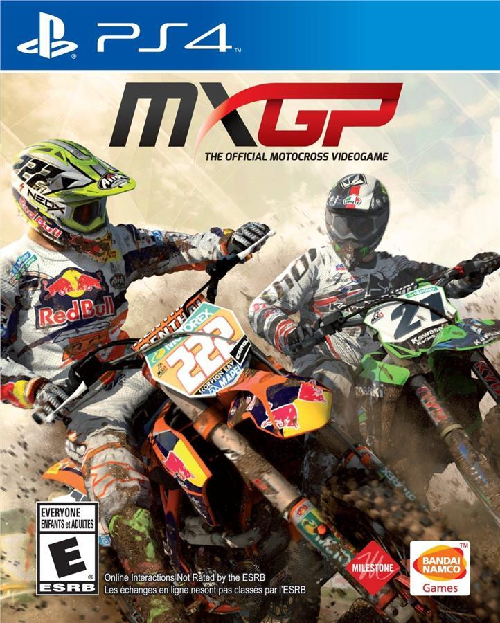 PS4 MXGP THE OFFICIAL MOTORCROSS VIDEOGAME (R2)
