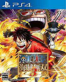 PS4 One Piece Pirate Warriors 3 (R1)(EN)