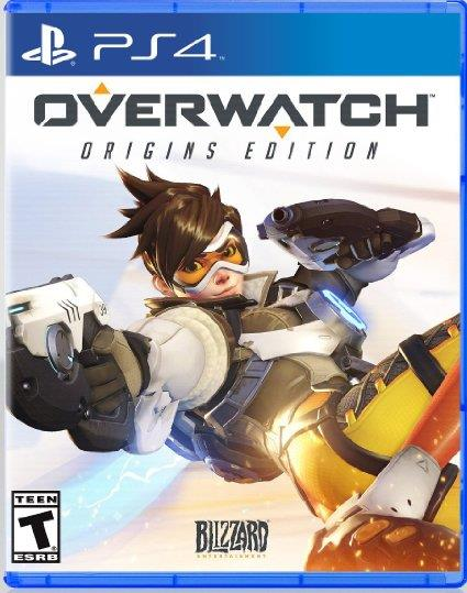 Ps4 Overwatch Origins Edition R2 English