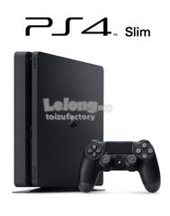 [NEW] PS4 Slim Console 500GB [ASIA SET]