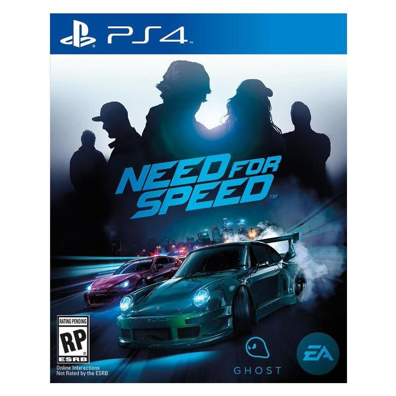 PS4 NEED FOR SPEED R3 (NEW)