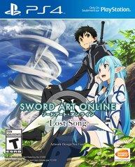 [NEW] PS4 Sword Art Online Lost Song R2 [ENG]