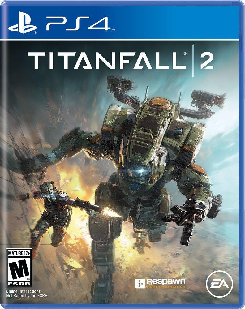 PS4 Titanfall 2 (R3/Eng/Chi)