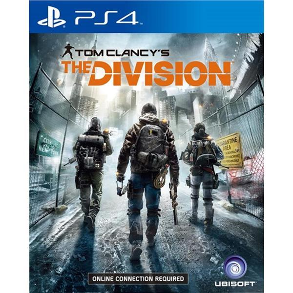PS4 TOM CLANCY'S THE DIVISION R3 (USED)