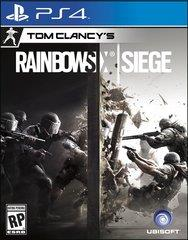 [NEW] PS4 Tom Clancy's Rainbow Six Siege R3 [ENG]