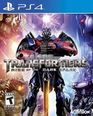 [USED] PS4 Transformers Rise of the Dark Spark R-ALL [ENG]
