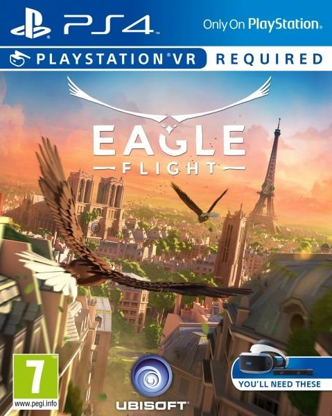 PS4 VR Eagle Flight (CN&EN)