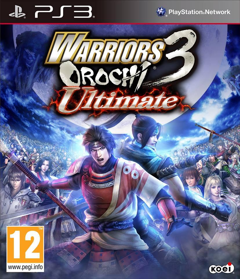 Ps4 Warrior Orochi 3 Ultimate