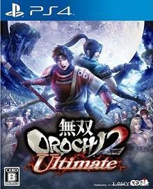 PS4 Warriors Orochi 2 Ultimate (R2)(EN)