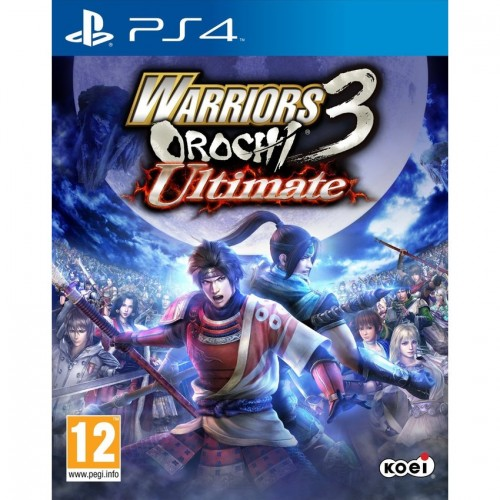 Warriors Orochi 3 World S End: PS4 Warriors Orochi 3 Ultimate R2 (end 5/27/2018 9:50:00
