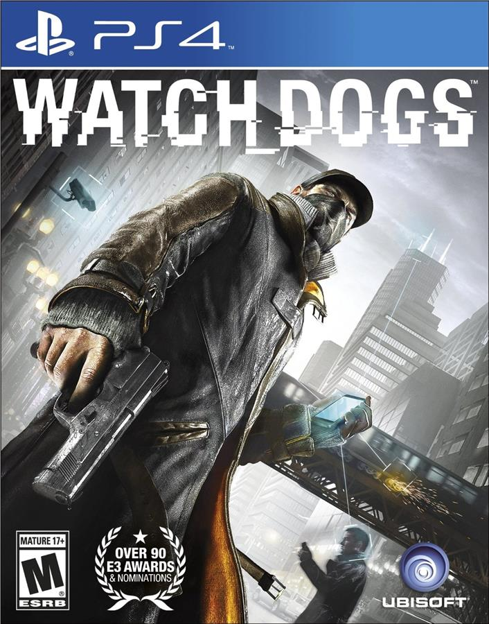 PS4 WATCH DOG (R1)
