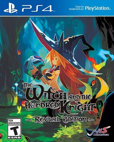 PS4 The Witch And the Hundred Knight (EN)(R1)