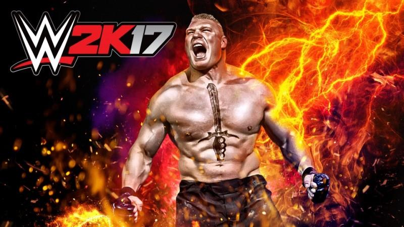 PS4 WWE 2K17 (ENG)